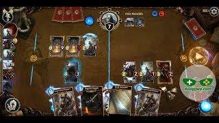 The Elder Scrolls: Legends TBT (Close beta test) (Android iOS APK) - Card (TCG) Gameplay