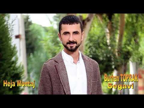 Burhan TOPRAK Roj Müzik Segavi Dawet Düğün Zindi Live Canlı Nu New Yeni 2018 Nusaybin
