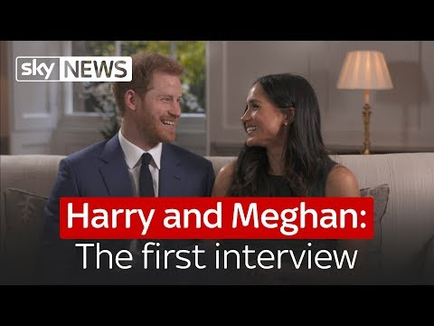 Prince Harry and Meghan Markle: The first...
