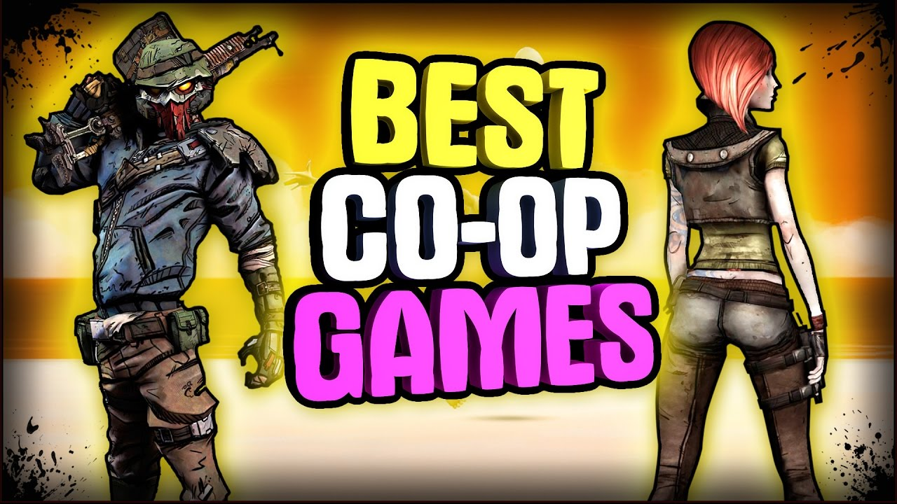 Top 10 Best Funny Co Op Games For Old Pc Youtube