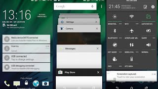 Обзор оболочки #HTC Sense 7 на примере HTC One M9