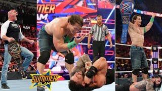 SUMMER SLAM 2021 WINNER PREDICTION ! John Cena Win Universal championship ! Goldberg win