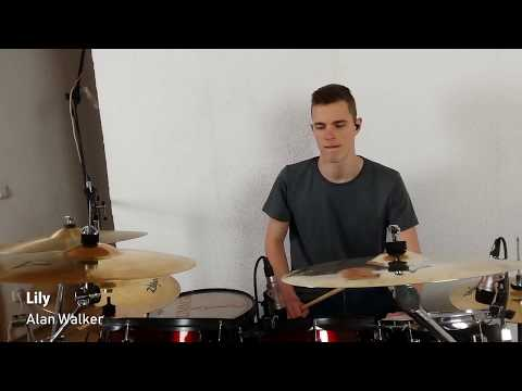 Lily - Alan Walker (drum Cover By Drumm3rmatic)