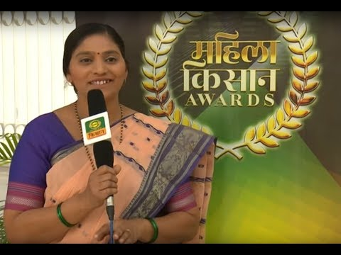 Women farmers share pleasant experiences during Mahila Kisan Awards