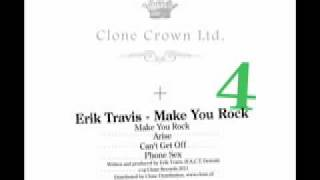 Erik Travis - Can't Get Off (Clone Crown Ltd. 04)