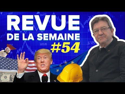 #RDLS54 : ANTIPARLEMENTARISME, BULLE FINANCIÈRE, TRUMP, TRAVAIL DÉTACHÉ, BURNOUT