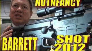 NUTNFANCY SHOT 2012 Barrett: This Ain