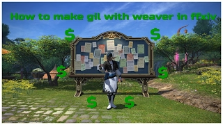 In this video i show u the weaver items that sell well. Results may...