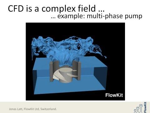 Introduction to Lattice Boltzmann Method @ Nasa Glenn 2013