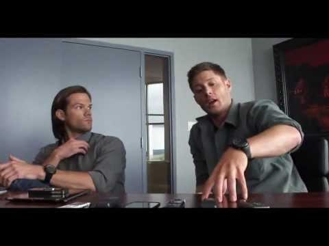 Supernatural Interview: Jared Padalecki and Jensen Ackles Discuss Season 9