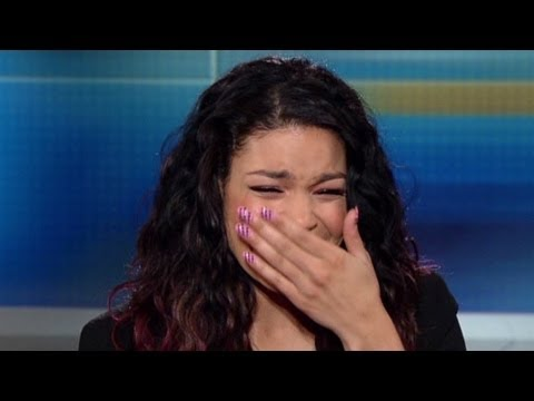 Jordin Sparks gets emotional about Whitney Houston