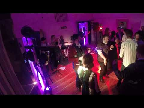 LeFunk! 4 Piece Band with Jade - Wedding at Wyresdale Park, Lancs - March 2019
