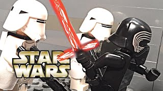 LEGO Star Wars The Force Awakens Battle on Starkiller Base - 2