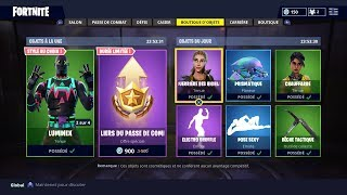 JUNE 05 NEWS ARME (SECRET) THE REBONDISSEUR - SKIN FLUO RARE ON FORTNITE!