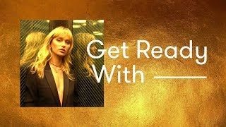 GET READY WITH | ANNABELLA BARBER | GOLDEN HOUR @ SOHO GRAND HOTEL NYC