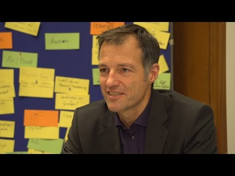 Interview mit Professor Dr. Steffen Kinkel zum Thema Wertschöpfung