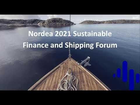 Sustainable Finance and Shipping Forum: Green bonds in the Shipping sector