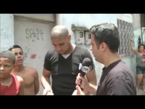 Adriano Imperador desabafa para o jornalista Claudio Portella