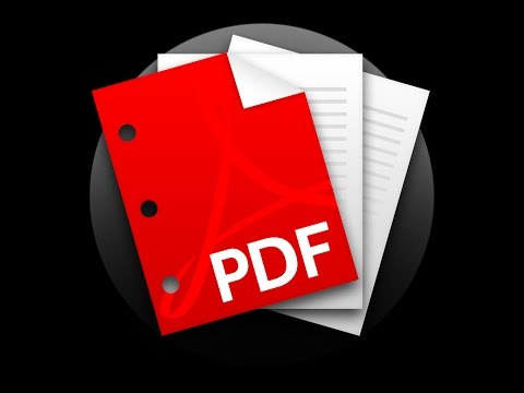Как вставить страницы в пдф файл