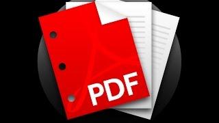 видео Как разбить pdf на страницы онлайн