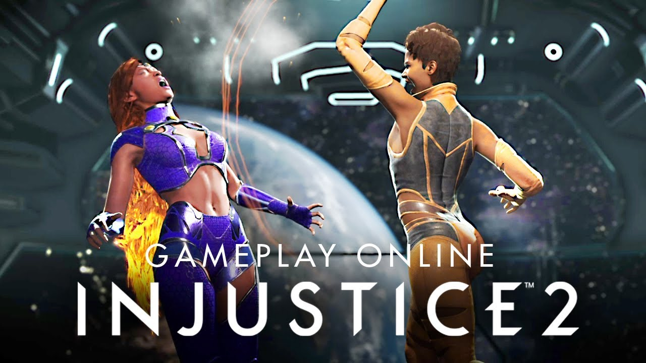 injustice 2 how to watch online matches