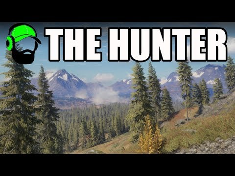 Hunter Call of the Wild - exploring new ground
