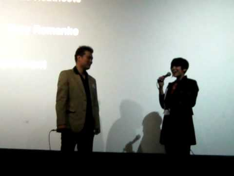 World premiere of 'Pearls of the Far East' Q&A  Part 1 of 3