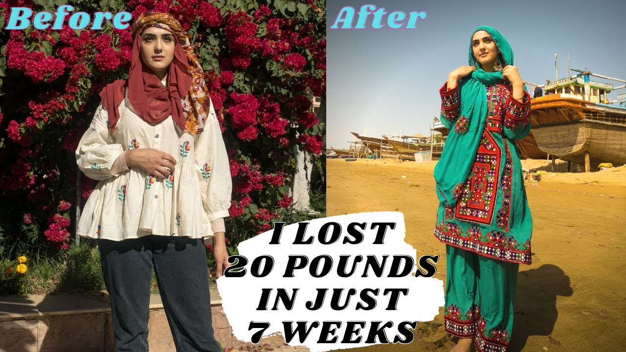 BEST WEIGHT/FAT LOSS DIET | HOW I LOST 20 POUNDS IN 7 WEEKS!~ Immy