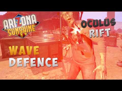 Arizona Sunshine - Wave Defence