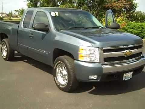 2007 chevrolet silverado 1500 extended cab short bed v1942. Black Bedroom Furniture Sets. Home Design Ideas
