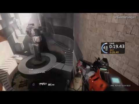 Titanfall 2 Gauntlet 25.9 seconds