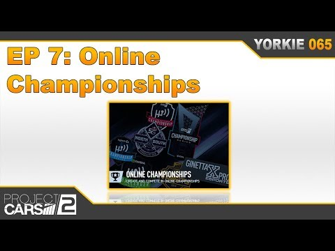 The Insider's Guide to Project CARS 2 - Episode 7: Online Championships