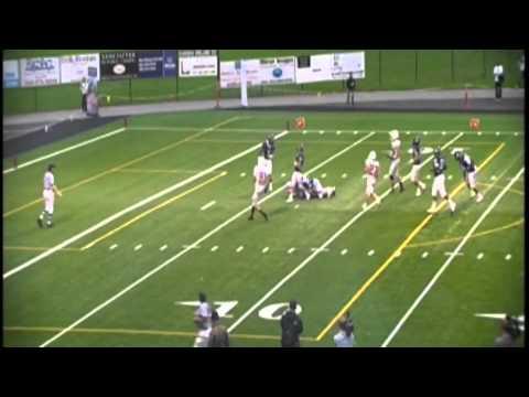 Peter Williams - QB Lincoln High School (Portland, OR) Games 5-6