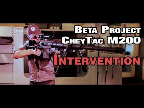 Intervention M200 Airsoft Beta Project Review & Range Test - EpicAirsoftHD