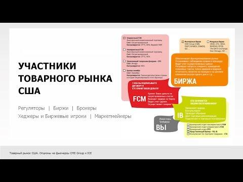№41 - Участники фьючерсного товарного рынка США. Алена Пономарева