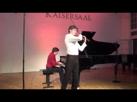 Tchaikovsky Violin Concerto (1st mvt) by Julian WALDER