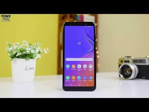 Giờ mình mới đc Unbox Galaxy A7 2018!