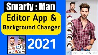 Smarty : Man Editor App & Background Changer | By Tech Yalgaar screenshot 2