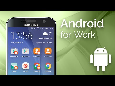What is Android For Work?