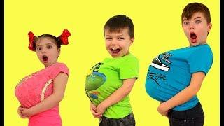 Дети и примеры правильного поведения