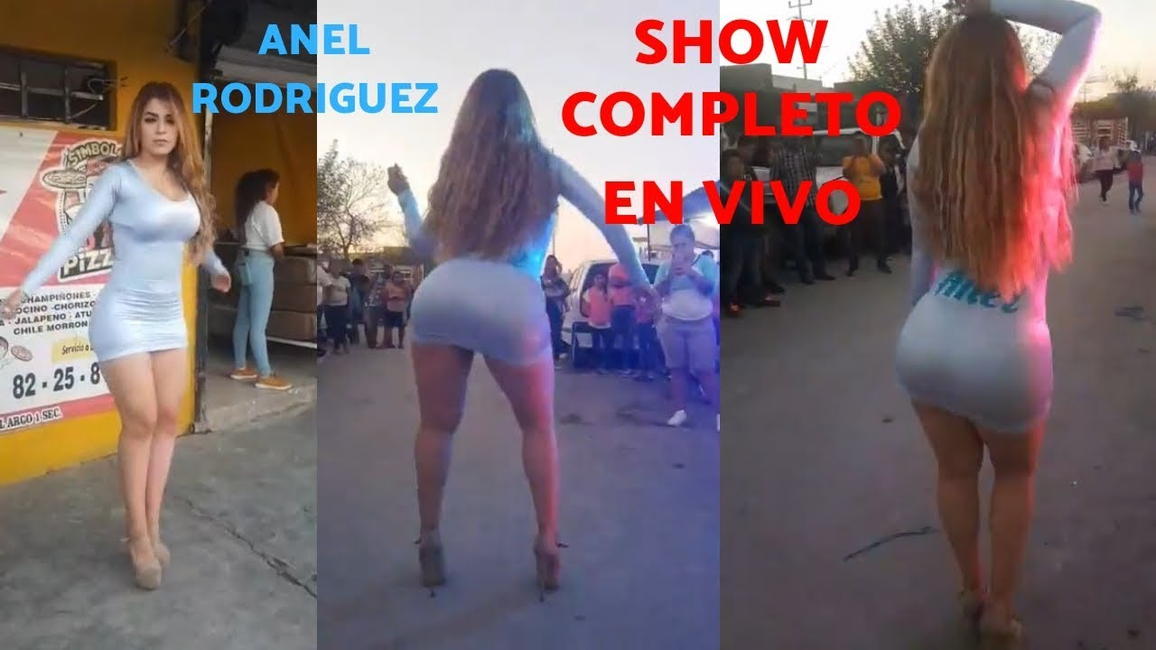 Anel Rodríguez Desnuda anel rodriguez show completo en vivo