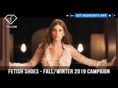Bar Zomer Dana Zarmon and Oria Azran FETISH Shoes Fall/Winter 2019 Campaign | FashionTV | FTV