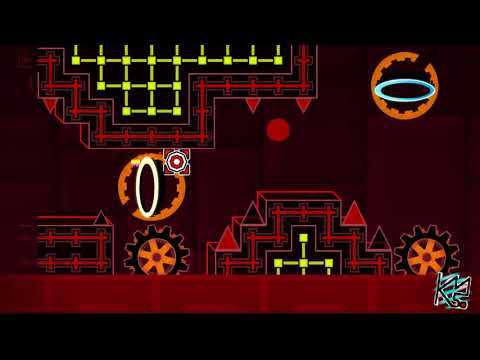 Geometry Dash - Obscurum By Bryan1150 (Demon) Complete + 3 Coins (Live)