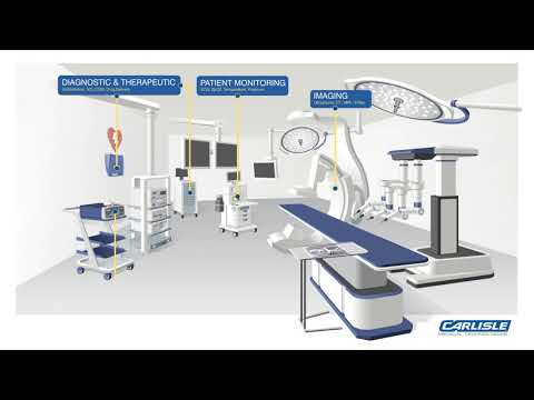 Carlisle Medical Technologies Animation