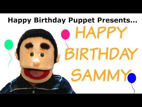 Happy Birthday Sammy - Funny Birthday Song