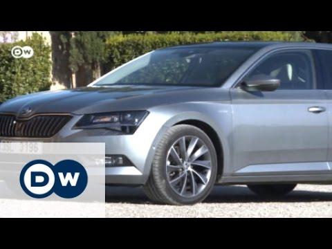 Skoda Superb Limousine | Drive it!