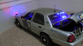 1 18 scale police cars for sale my collection 1080p full hd