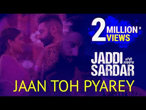 Jaan Toh Pyarey  Video Song  Kamal Khan  Jaddi Sardar  Latest Movie Songs  6th Sep