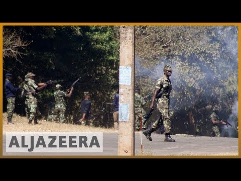 Malawi protests: Opposition demands president's resignation