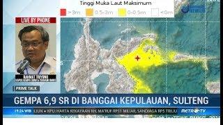 Download Video Update BMKG: Gempa di Banggai Kepulauan 6,8 SR, Warga Diminta Tetap Waspada MP3 3GP MP4